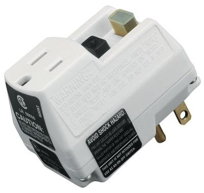 GFCI Surge Protect Plug