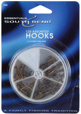 120PK Snelled Bait Hook