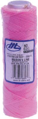 250 PNK Nyl Mason Line