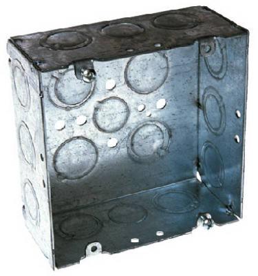 4-11/16x2-1/8D SQ Box
