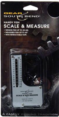 Comb Scale & Tape