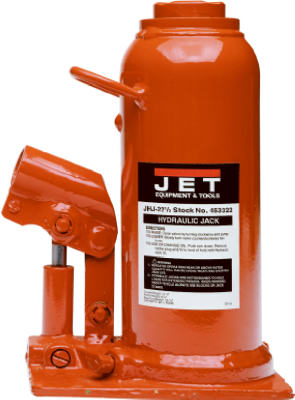 12-1/2 Ton Bottle Jack