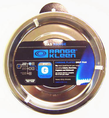 CHR RND G Gas Drip Pan