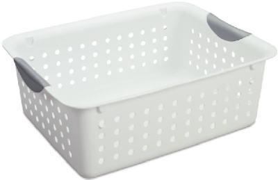 MED WHT Ultra Basket