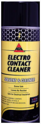 11OZ Electro Cleaner
