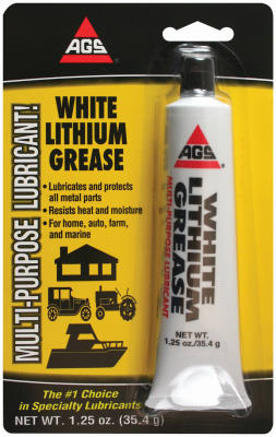 1.25OZ WHT Lith Grease