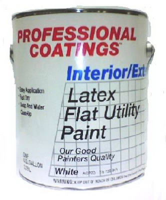 PCG GAL WHT LTX Paint