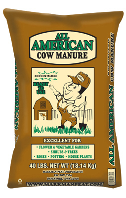 40LB Compost Cow Manure - Woods Hardware