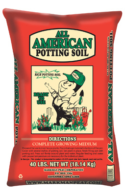 40LB Pot Soil - Woods Hardware