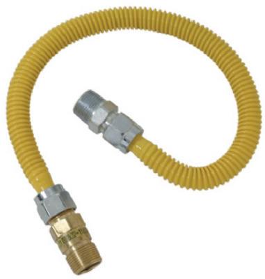 1/2x36 Saf GasConnector