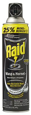 17.5OZ Wasp/Horn Spray