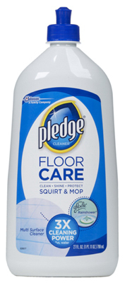 27OZ Pledge FLR Cleaner