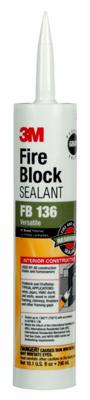 10.1OZ Fire Block Caulk