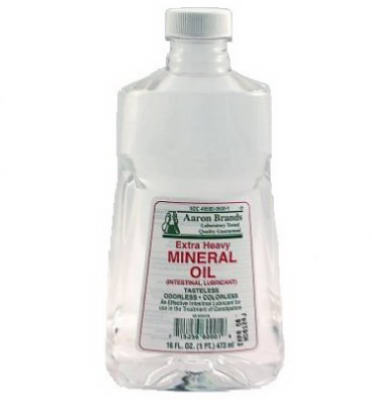 16OZ MINERAL OIL - Woods Hardware