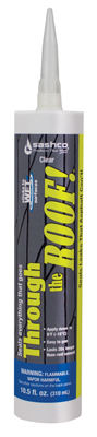 10.5OZ CLR Roof Sealant