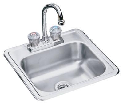 15x15x5-1/8SGL Bar Sink