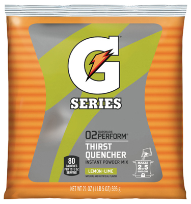 32PK21OZ Lemon Gatorade