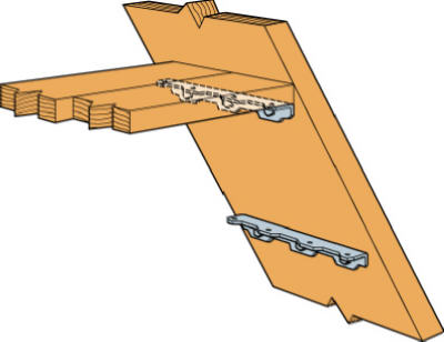 "10-1/4""StairTread Angle"