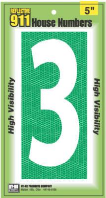 "911 5"" Refl House #3"