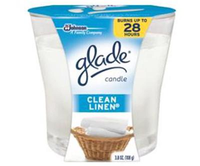 4OZ Clean Linen Candle