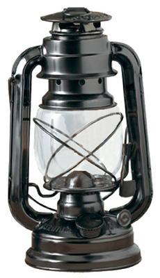 BLK MTL Farmers Lantern