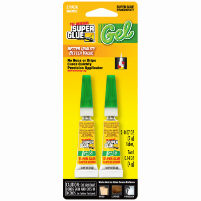 2PK 2G Super Gel Glue