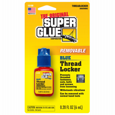 6ML BLU Thread Locker