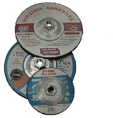 9x1/4x5/8 DP CTR Wheel