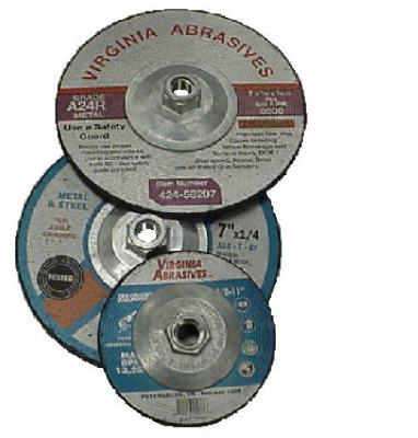 7x1/4x5/8 DP CTR Wheel