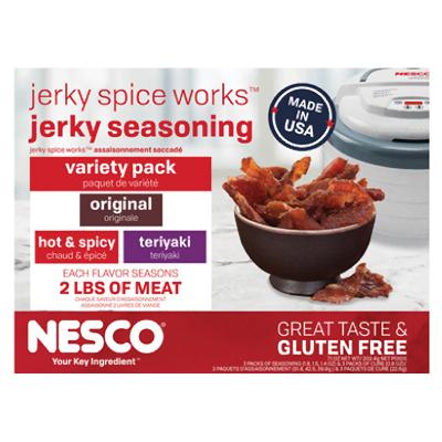 Variety PK Jerky Spice