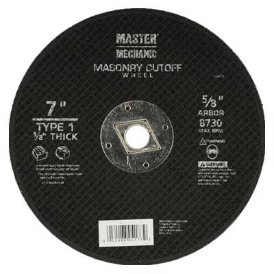MM 7x1/8 MAS Wheel