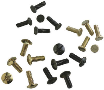 20PK Fan Screw ASSTD