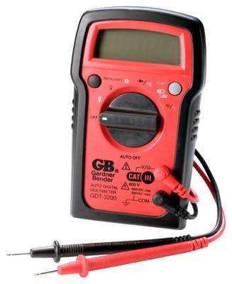 Auto DGTL Multimeter