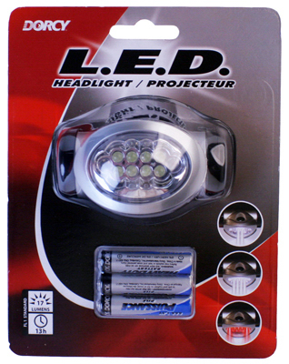 2AA WTRProof Headlamp