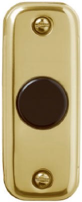 BLK/GLD Push Button