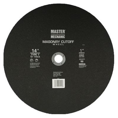 MM 14x1/8x1 MAS Wheel