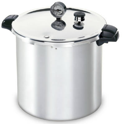16QT ALU Press Canner