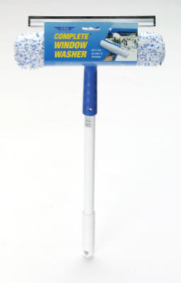 "10"" Squeegee/Scrubber"