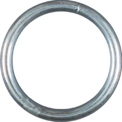 "#3x1-1/2"" ZN Steel Ring"