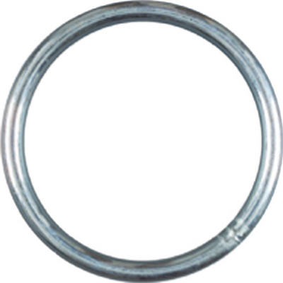 #2x2-1/2 ZN Steel Ring