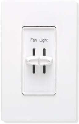 WHT3SPD Fan/LGT Control