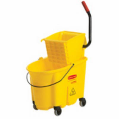Side Mop Bucket/Wringer