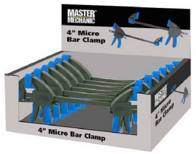 "MM 4"" Micro Bar Clamp"