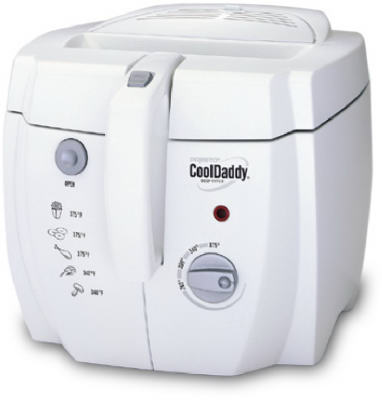CoolDaddy Deep Fryer