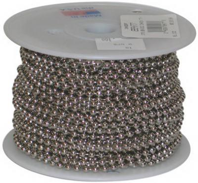 100 #10 Ni Bead Chain