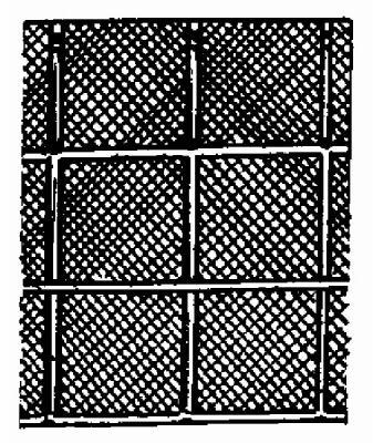 2x4 CLR Ceil LGT Panel