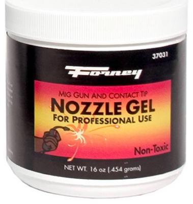 16OZ Nozzle Gel Jar