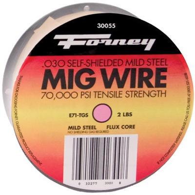 2LB.030 Flux Wire Spool