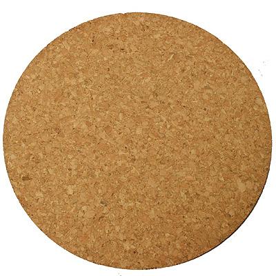 """10"""" Cork Mat"""