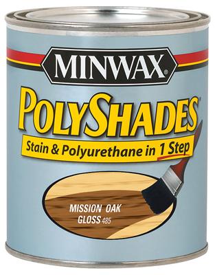 1/2PT GLS Oak Polyshade